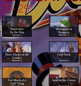 Duck Tales Cartoons Free Ekran Görüntüleri - 6