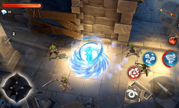 Dungeon Hunter 5 Ekran Görüntüleri - 1