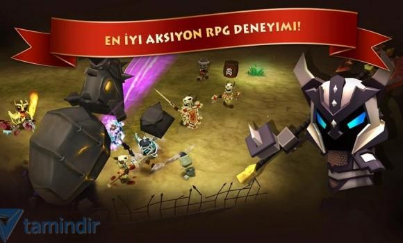 Elements: Epic Heroes Ekran Görüntüleri - 6