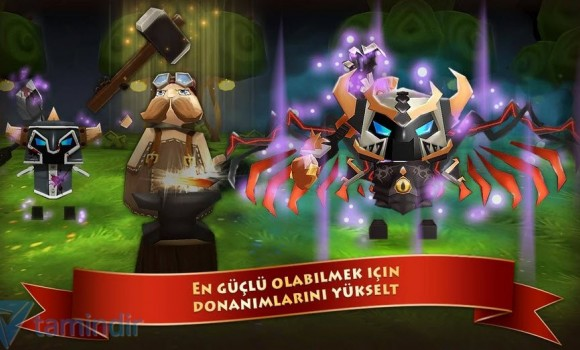 Elements: Epic Heroes Ekran Görüntüleri - 5