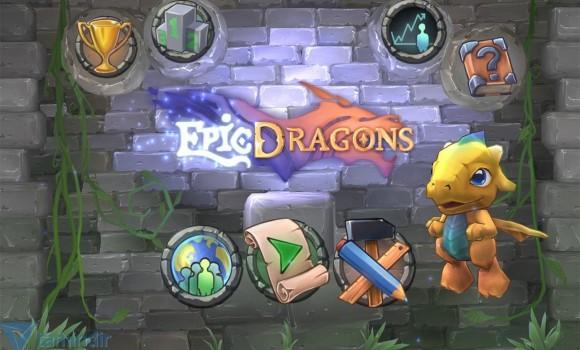 Epic Dragons Ekran Görüntüleri - 6