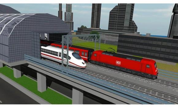 Euro Train Simulator Ekran Görüntüleri - 3