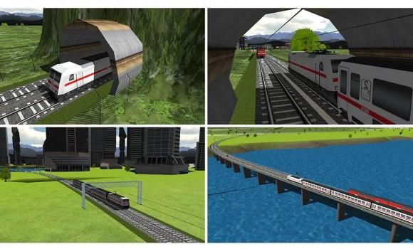 Euro Train Simulator Ekran Görüntüleri - 1