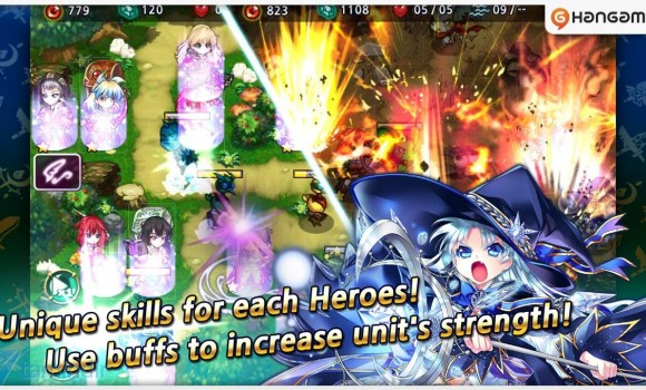 Fantasy Defense 2 Ekran Görüntüleri - 4