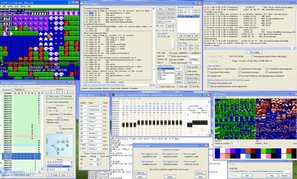 FCEUX Ekran Görüntüleri - 1