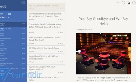 Fedora Reader Ekran Görüntüleri - 3