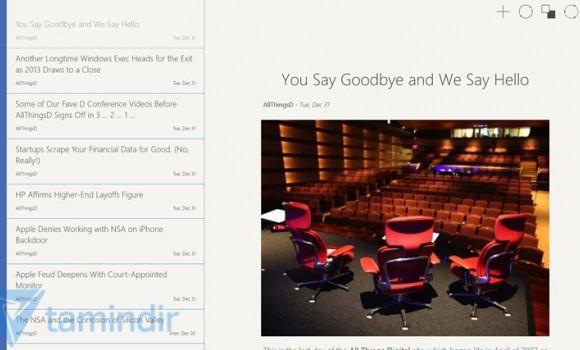 Fedora Reader Ekran Görüntüleri - 6