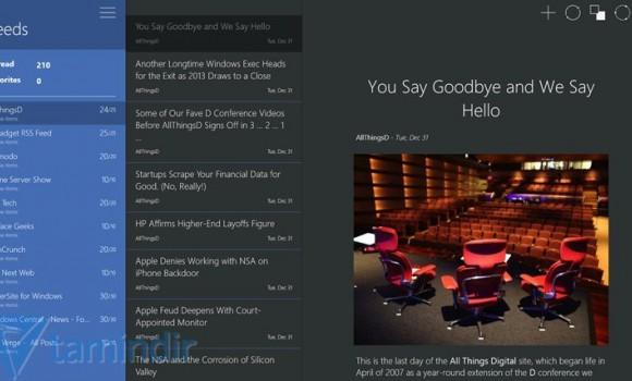 Fedora Reader Ekran Görüntüleri - 4