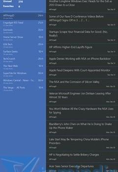 Fedora Reader Ekran Görüntüleri - 1