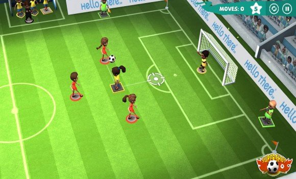 Find a Way Soccer: Women's Cup Ekran Görüntüleri - 5