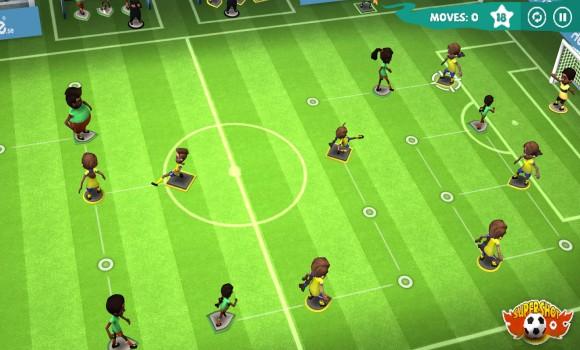 Find a Way Soccer: Women's Cup Ekran Görüntüleri - 4