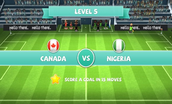 Find a Way Soccer: Women's Cup Ekran Görüntüleri - 3