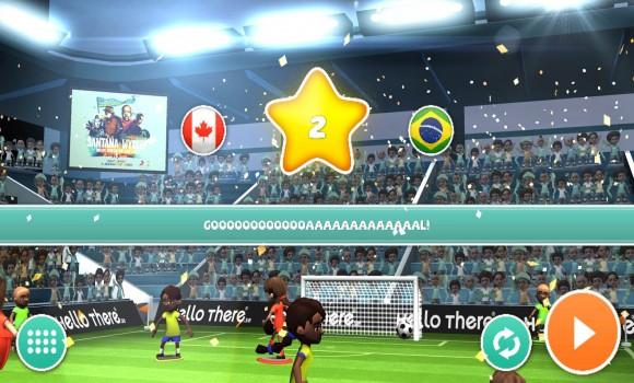 Find a Way Soccer: Women's Cup Ekran Görüntüleri - 1
