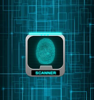 FingerPrint Lockscreen Ekran Görüntüleri - 1