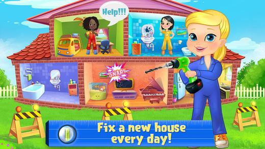 Fix It Girls - House Makeover Ekran Görüntüleri - 2