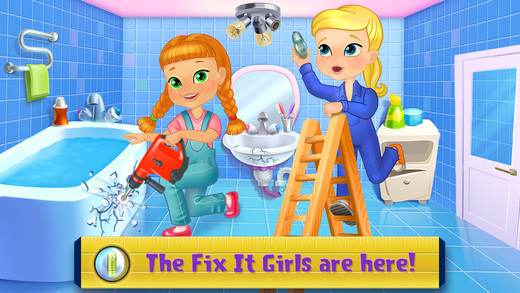 Fix It Girls - House Makeover Ekran Görüntüleri - 5