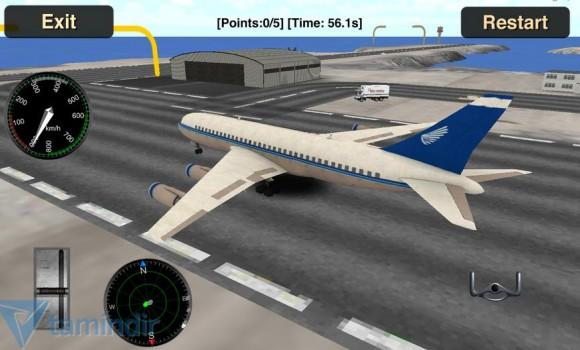 Flight Simulator: Fly Plane 3D Ekran Görüntüleri - 1