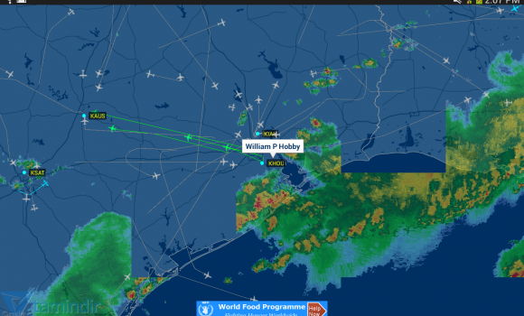 FlightAware Ekran Görüntüleri - 1