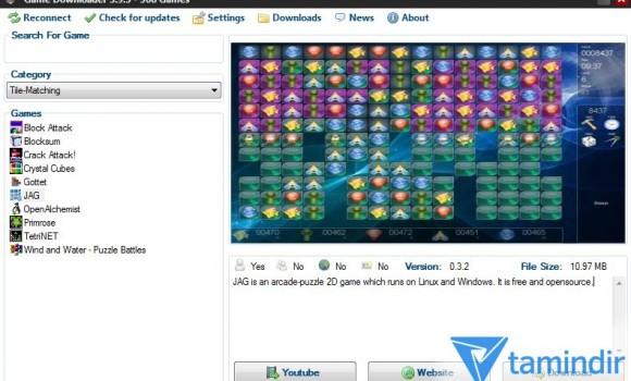 Game Downloader Ekran Görüntüleri - 1