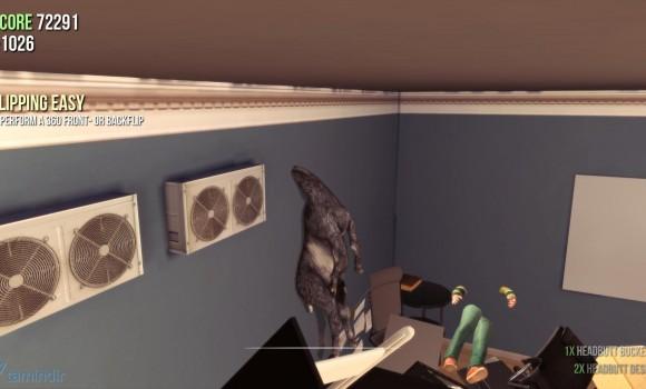 Goat Simulator Ekran Görüntüleri - 3