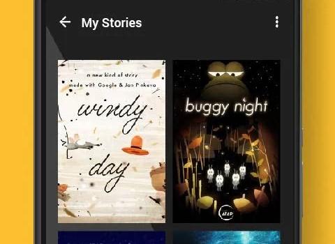 Google Spotlight Stories Ekran Görüntüleri - 1