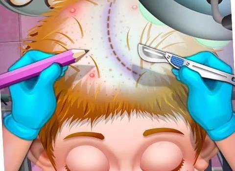 Head Surgery Simulator Ekran Görüntüleri - 1
