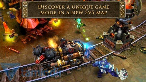 Heroes of Order & Chaos Ekran Görüntüleri - 4