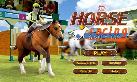 Horse Racing Simulator 3D Ekran Görüntüleri - 4