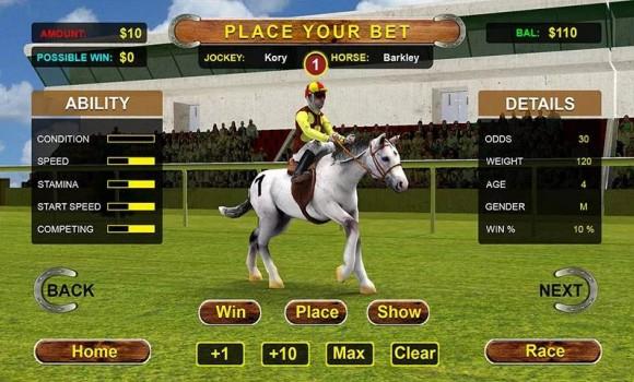 Horse Racing Simulator 3D Ekran Görüntüleri - 2