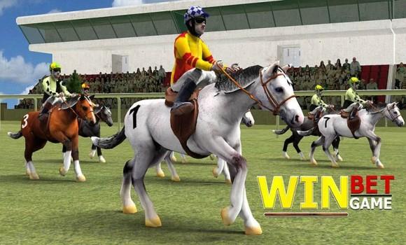Horse Racing Simulator 3D Ekran Görüntüleri - 3