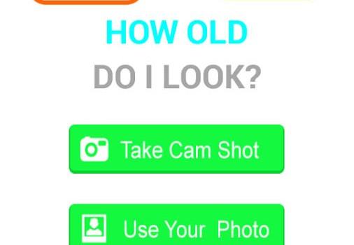 How Old Camera Ekran Görüntüleri - 2