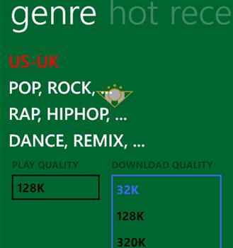HQ Music Downloader Ekran Görüntüleri - 3