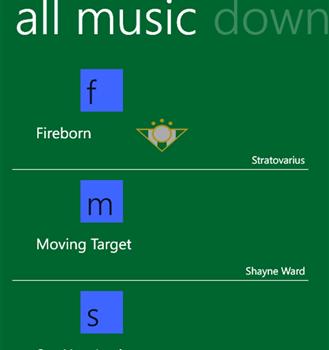 HQ Music Downloader Ekran Görüntüleri - 1