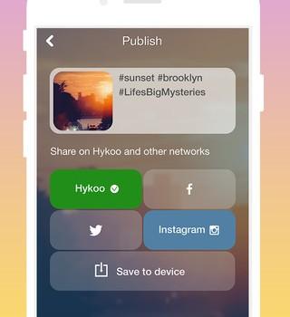 Hykoo Ekran Görüntüleri - 1