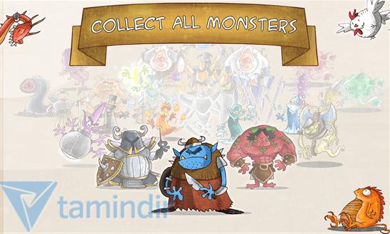 Kaboom Monsters Ekran Görüntüleri - 2