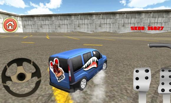 Kango Doblo Modifiye Drift 3D Ekran Görüntüleri - 4