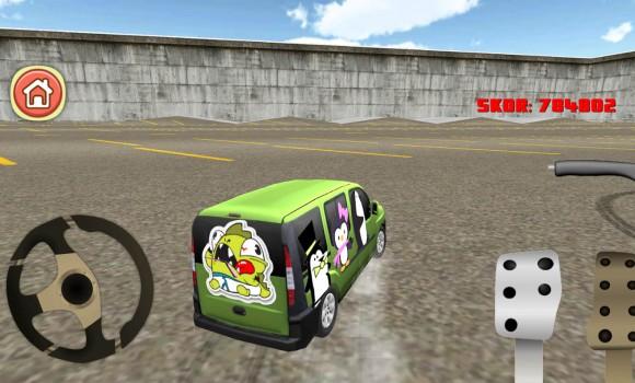 Kango Doblo Modifiye Drift 3D Ekran Görüntüleri - 3