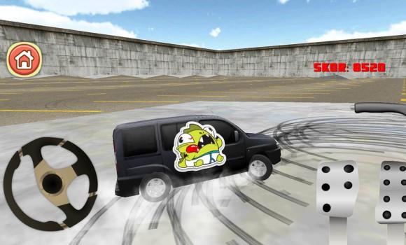 Kango Doblo Modifiye Drift 3D Ekran Görüntüleri - 1
