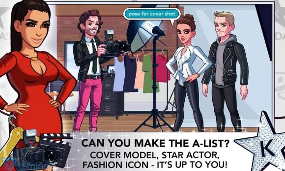 Kim Kardashian: Hollywood Ekran Görüntüleri - 6