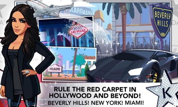 Kim Kardashian: Hollywood Ekran Görüntüleri - 4