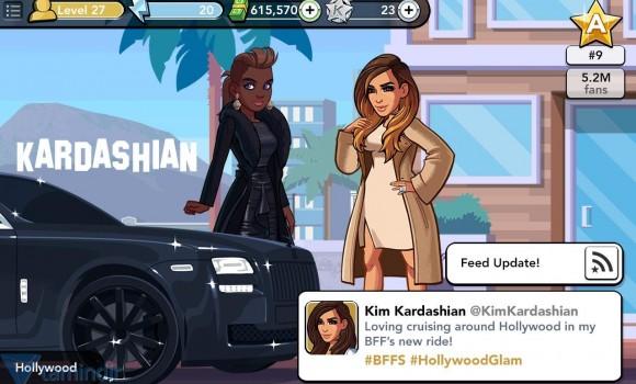 Kim Kardashian: Hollywood Ekran Görüntüleri - 2