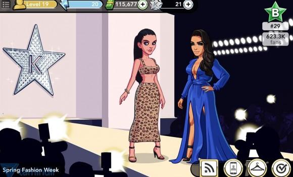 Kim Kardashian: Hollywood Ekran Görüntüleri - 1