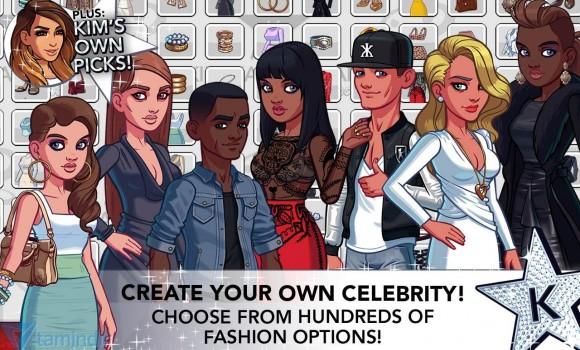 Kim Kardashian: Hollywood Ekran Görüntüleri - 7