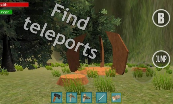 LandLord 3D: Survival Island Ekran Görüntüleri - 2