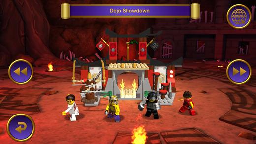 LEGO Ninjago Tournament Ekran Görüntüleri - 5