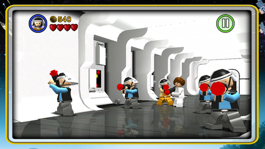 LEGO Star Wars: The Complete Saga Ekran Görüntüleri - 4