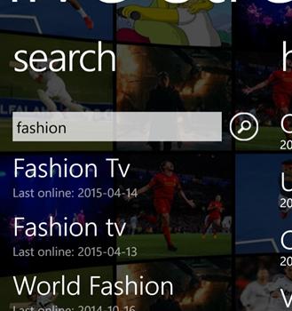 Live Stream Player Ekran Görüntüleri - 6