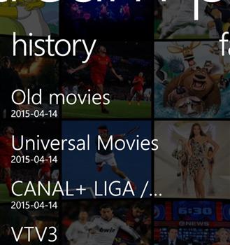 Live Stream Player Ekran Görüntüleri - 5
