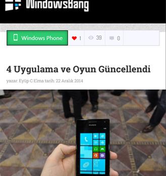 Lumia Gezegeni Ekran Görüntüleri - 8