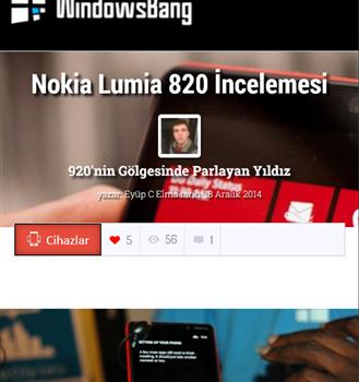 Lumia Gezegeni Ekran Görüntüleri - 3